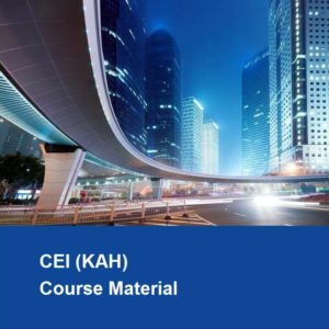 CEI KAH Textbook Course Material